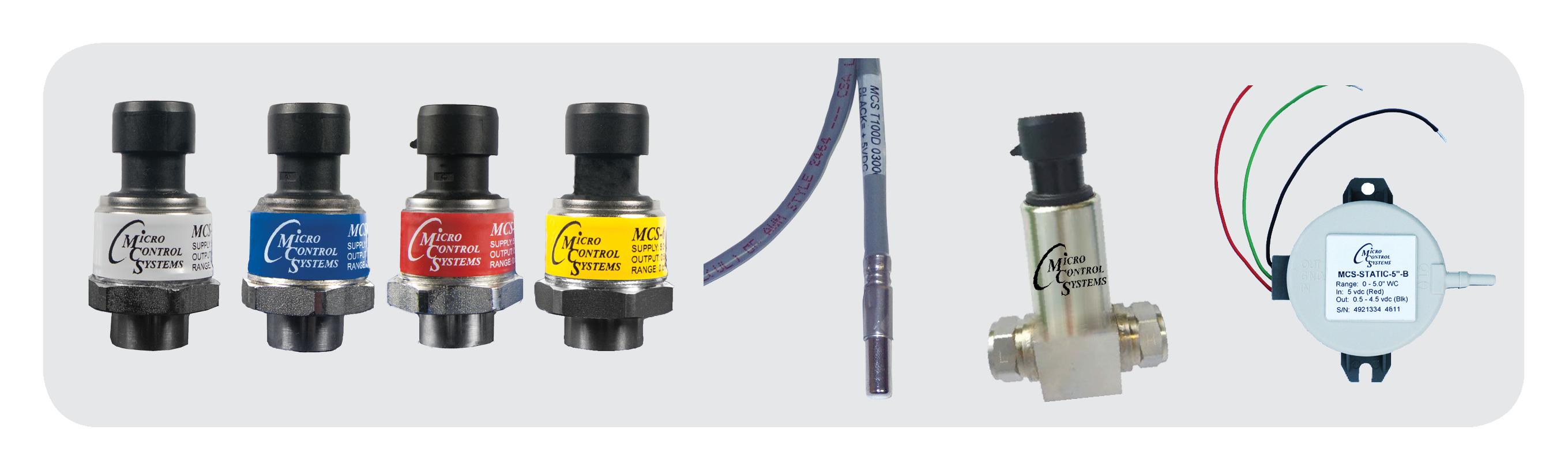 Micro Control Systems MCS-T100-20 Temperature Sensor